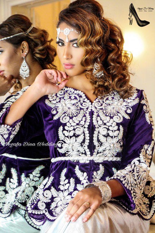 Karakou violet